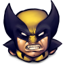 96x96px size png icon of Comics Logan