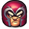96x96px size png icon of Comics Magneto