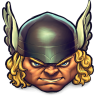 96x96px size png icon of Comics Thor