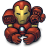 96x96px size png icon of Comics Wariron