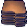 96x96px size png icon of Folders
