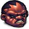 96x96px size png icon of Street Fighter Balrog