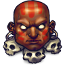 96x96px size png icon of Street Fighter Dhalsim