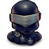 96x96px size png icon of TV Snake Eyes