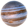 96x96px size png icon of 07 jupiter