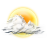 96x96px size png icon of cloudy partly
