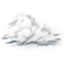 96x96px size png icon of cloudy