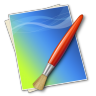 96x96px size png icon of Brush