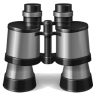 96x96px size png icon of binoculars