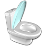 96x96px size png icon of Water closet