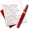 96x96px size png icon of Diary