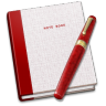 96x96px size png icon of Notebook Pen