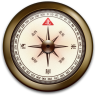 96x96px size png icon of Compass iPhone