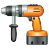 96x96px size png icon of Drill