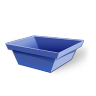 96x96px size png icon of container empty