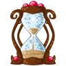 96x96px size png icon of Hourglass