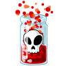 96x96px size png icon of Poison