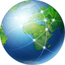 96x96px size png icon of Global Network