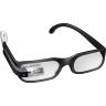 96x96px size png icon of Boss Google Glasses