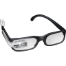 96x96px size png icon of Cool Google Glasses
