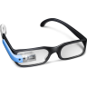 96x96px size png icon of Google Glasses