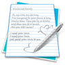 96x96px size png icon of Docs Unchained Melody draw