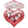 96x96px size png icon of Heart candies open
