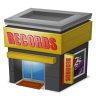 96x96px size png icon of Shop Records