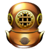 96x96px size png icon of Nautilus Diving Bell