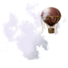 96x96px size png icon of Sky Balloon