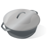 96x96px size png icon of Cooking Pot