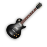 96x96px size png icon of BlackBeauty Guitar