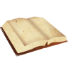 96x96px size png icon of book open