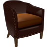 96x96px size png icon of chair