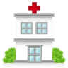 96x96px size png icon of hospital