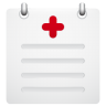 96x96px size png icon of medical report