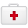 96x96px size png icon of medical suitecase