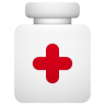 96x96px size png icon of pills pot