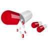 96x96px size png icon of pills