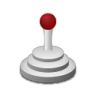 96x96px size png icon of medical joystick
