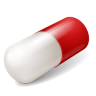 96x96px size png icon of Equipment Capsule Red