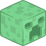 96x96px size png icon of 3D Creeper
