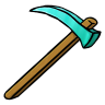 96x96px size png icon of Diamond Hoe