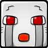 96x96px size png icon of Ghast