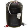 96x96px size png icon of Trash Can Full