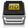 96x96px size png icon of HD Container