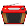 96x96px size png icon of Red Radio