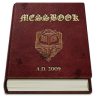 96x96px size png icon of Book