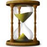 96x96px size png icon of Hourglass Sandclock