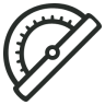 96x96px size png icon of Angle Thingy